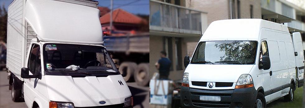 Kamionski i kombi prevoz