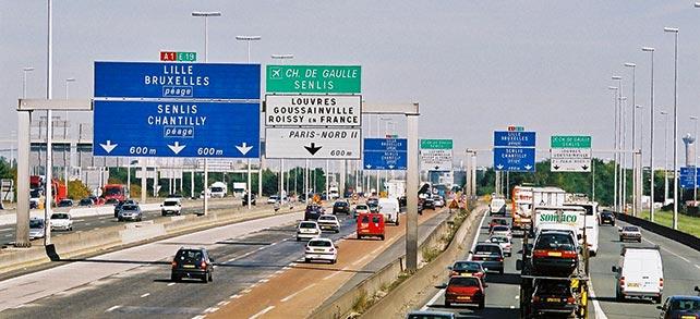 Selidbe Francuska, Belgija, Luksemburg  i Češka