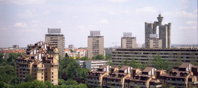Selidbe Novi Beograd, Ledine, Bezanija