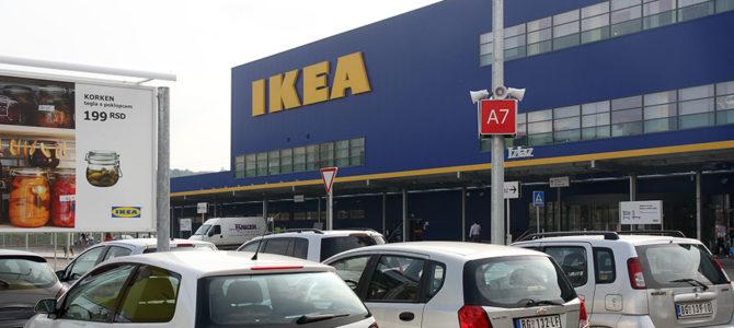 Dostava namestaja Ikea, Emezeta, montaza namestaja